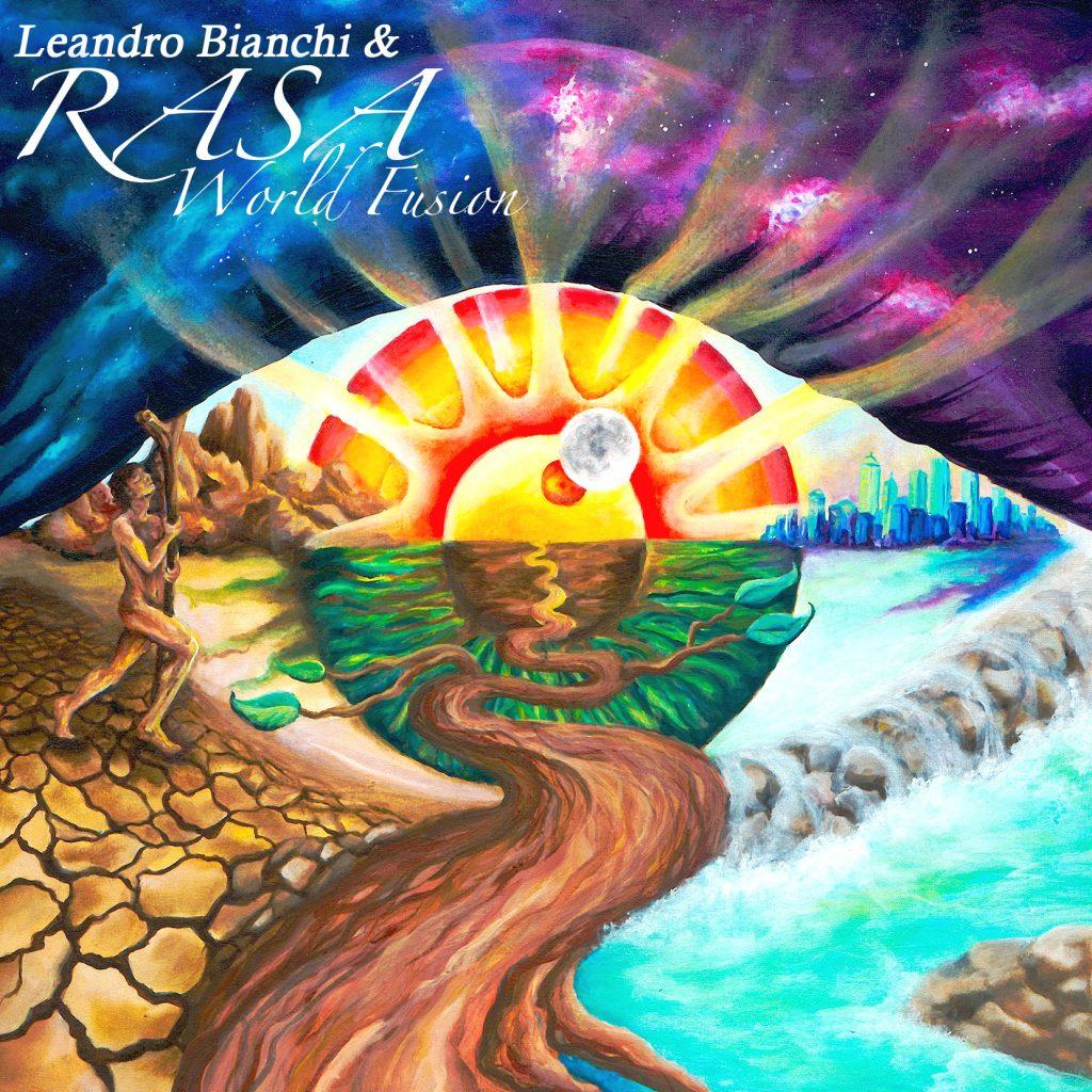RASA world fusion, Leandro Bianchi